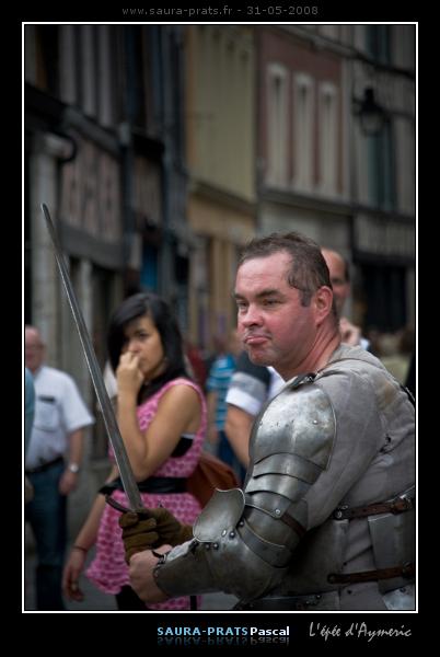 l'épée d'aymeric