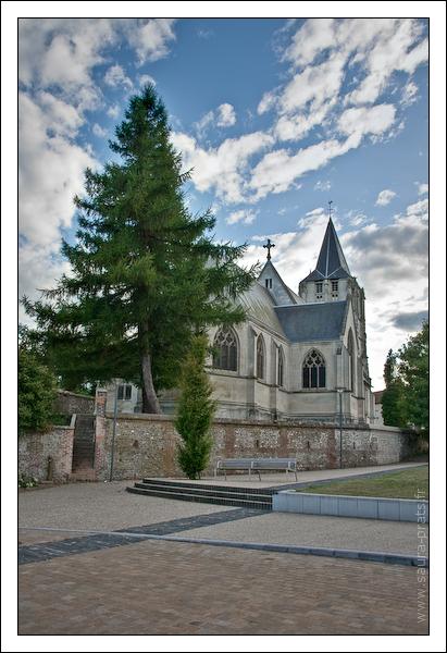 Eglise Canteleu