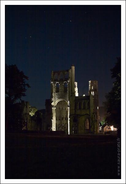 Les Nocturnales à l'Abbaye de Jumieges