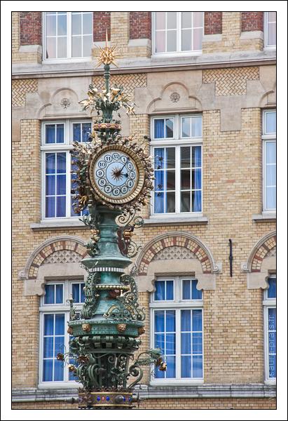 L'horloge Dewailly