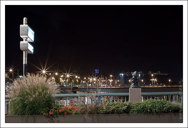 Rouen nuit