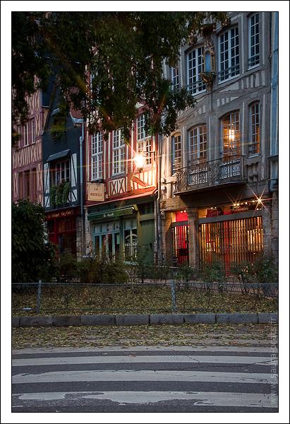 rue de martainville