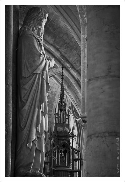 L'abbatiale Saint-Ouen de Rouen