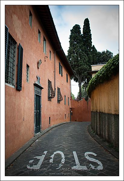 Via Giovanni Schiaparelli, Florence