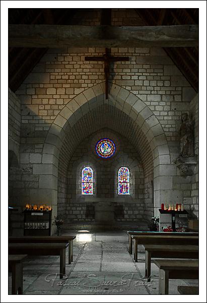 Chapelle Notre-Dame de Caillouville-la-Neuve
