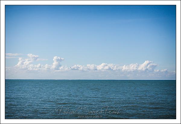 La mer à Deauville