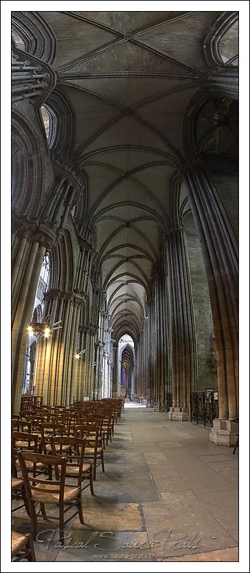 Vertorama cathédrale de rouen