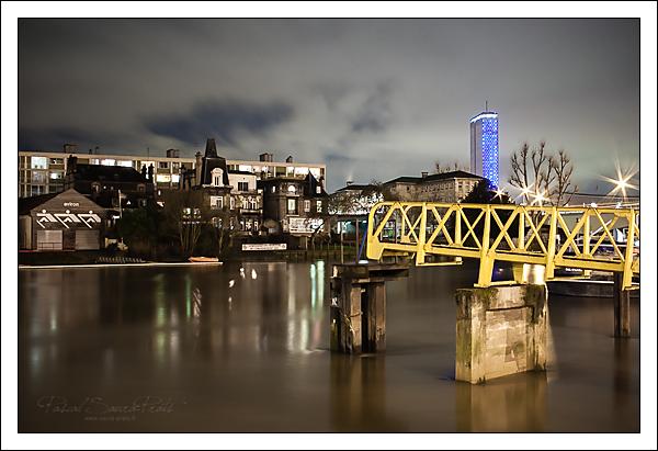 Promenade Tabarly, Rouen.