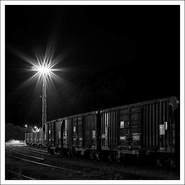 Nuit industrielle