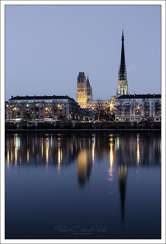 Rouen-nocturne