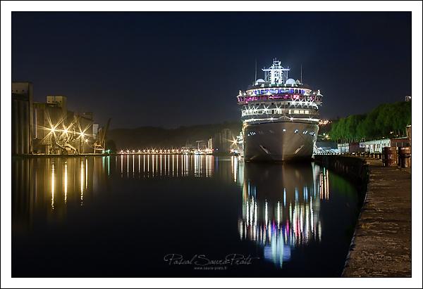 seabourn quest à Rouen