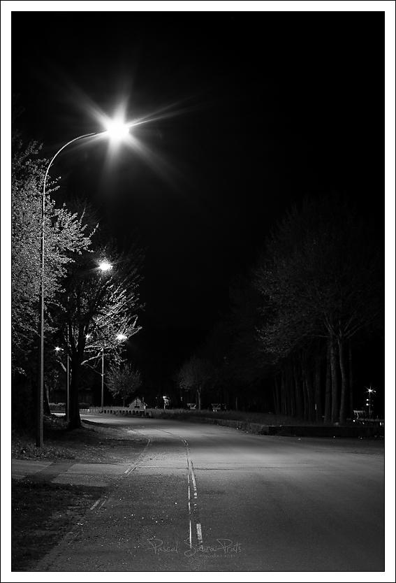 Une nuit près du bac de Yainville