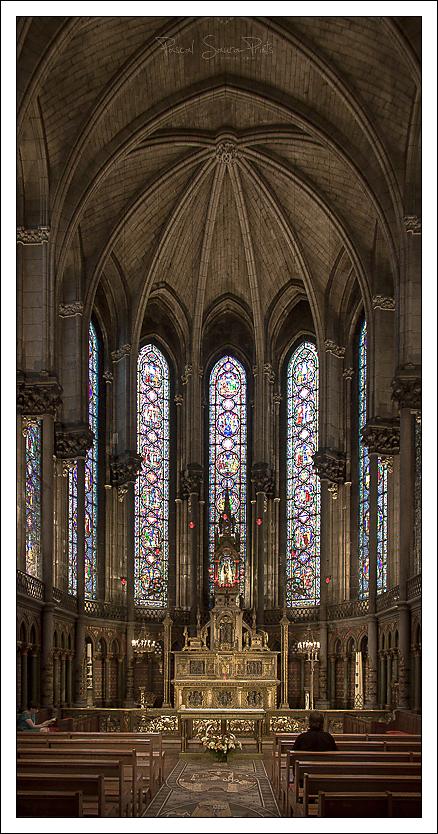 La Sainte Chapelle de la cathédrale Notre-Dame-de-la-Treille de Lille