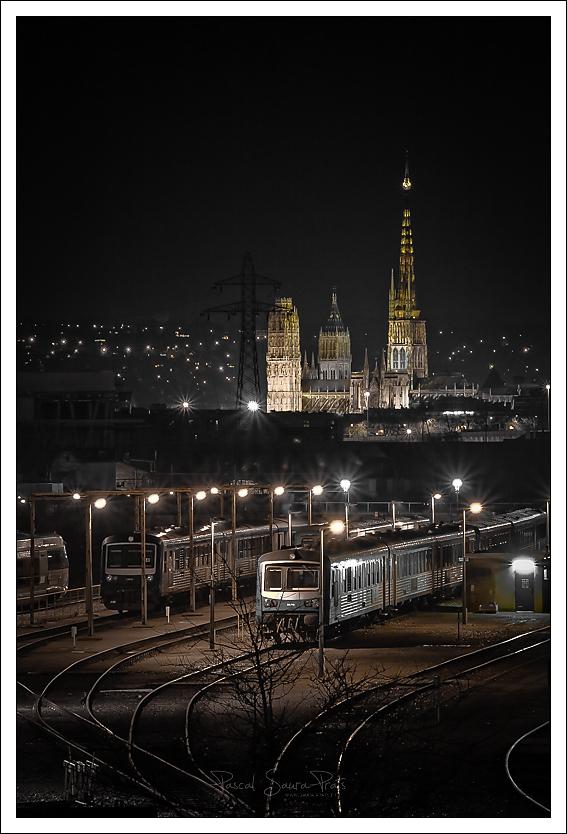 Dépot de Sotteville-lès-Rouen