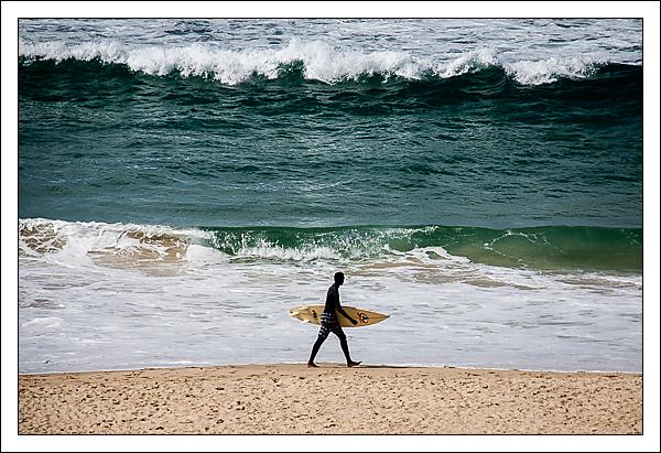 surf à biscarrosse plage