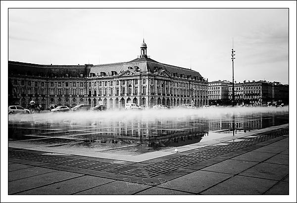 miroir d'eau, Bordeaux