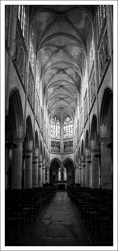 Eglise Notre-Dame de Caudebec en Caux