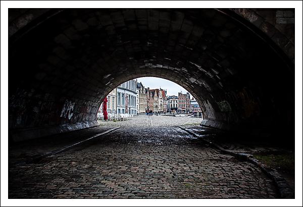 Korenlei, Gand, Belgique