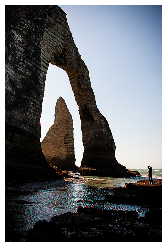 L'arche et l'aiguille d'Etretat