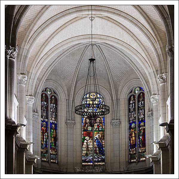 Eglise Saint-Sever