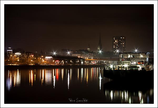 Rouen nocturne